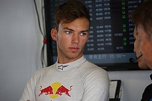 Gasly denied Super Formula title shot as finale cancelled