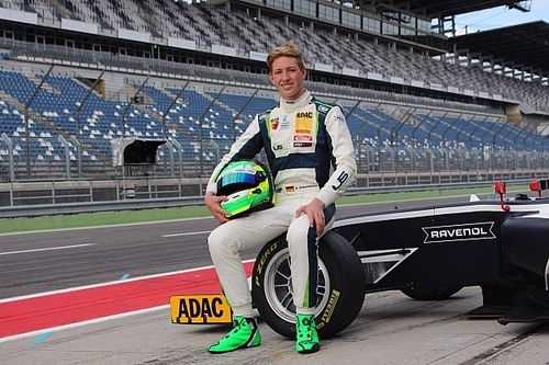 Ralf Schumacher's son David makes F4 jump in 2018