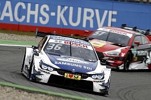 DTM Prove libere Maxime Martin porta al comando la BMW nelle Libere 3
