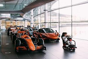 eSports Nieuws Nederlander Van Buren in finale McLaren World's Fastest Gamer