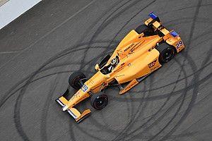 Sigue en directo los entrenamientos libres de Indy 500 con Fernando Alonso