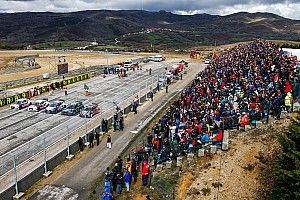 World Rallycross to remain at Montalegre until 2022