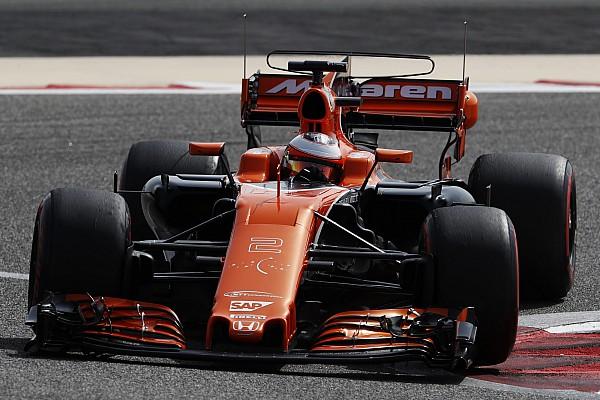 McLaren can't explain