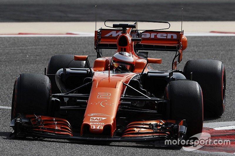 "McLaren can't explain ""best day"" of 2017"