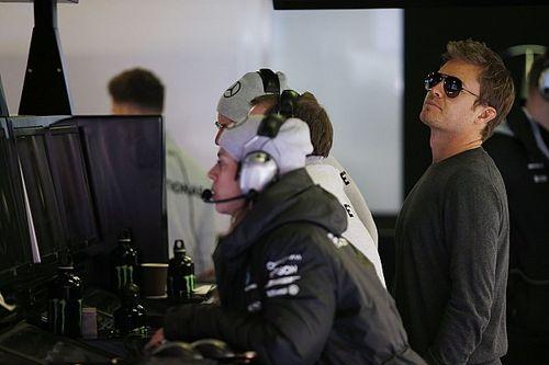 Rosberg zou geen 'nee' zeggen tegen rol als teambaas in F1