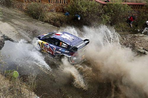 Ogier: Überhitzung der Motoren beim WRC-Lauf in Mexiko kritisch