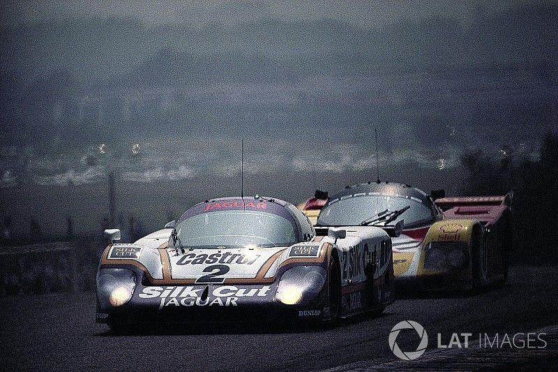 Thrillers in Le Mans 2/5: Lammers redt Jaguar in 1988