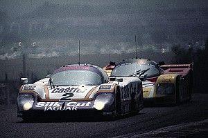 Le Mans legends: Watch how Jaguar beat Porsche in 1988