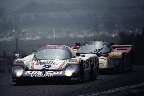 Le Mans legends: Watch how Jaguar beat Porsche in 1988