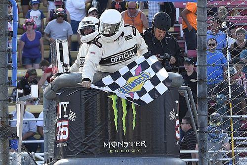 Here's this week's NASCAR recap of racing in the 'Rearview Mirror'