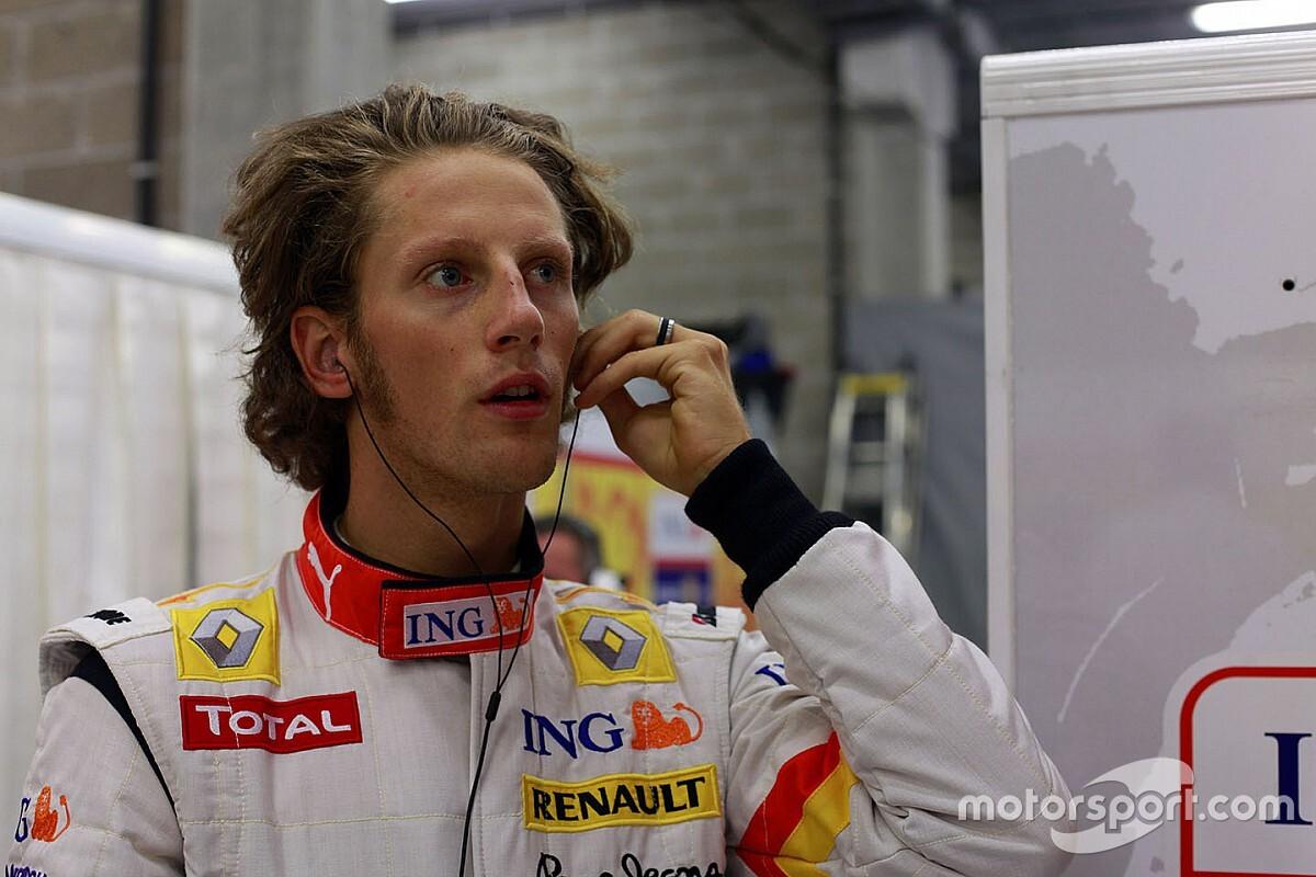 Grosjean érdekelt lehet abban, hogy visszatérjen a Renault-hoz