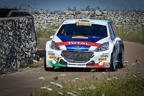 Andreucci e Peugeot trionfano in Gara 1 al Rally del Salento