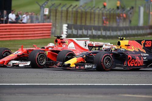 Critiqué par Vettel, Verstappen le renvoie à l'épisode de Bakou