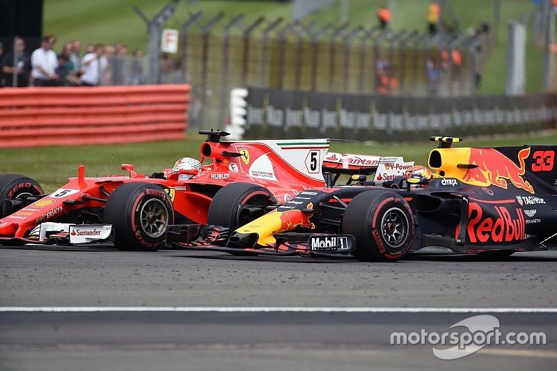 """Verstappen: """"Il duello con Vettel? Duro ma corretto"""""""