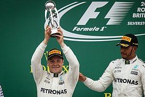Mercedes'te kalmak isteyen Bottas: Karar Mercedes'in