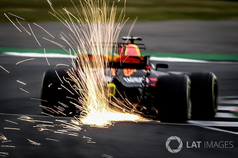 Галерея: перша половина сезону Ф1 2017 року - Red Bull