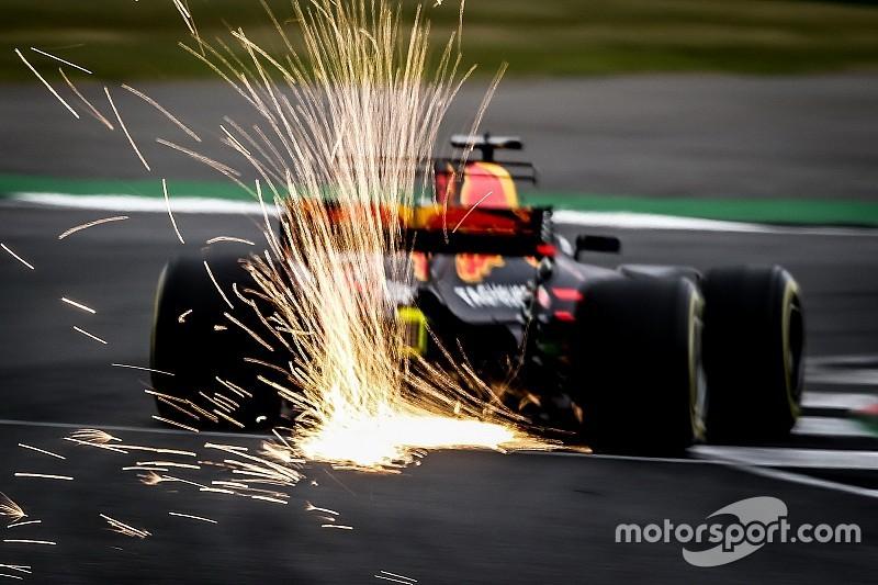 Las 25 mejores fotos del sábado en el GP de Gran Bretaña de F1
