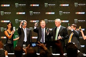 "Rick Hendrick believes Monster ""could be a big boost"" for NASCAR"