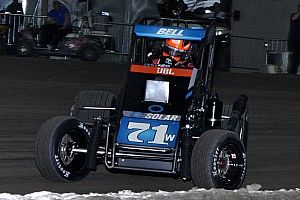 Chili Bowl Nationals: Christopher Bell wins Thursday night qualifier