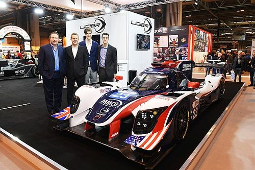 United Autosports to make Daytona 24 Hours return