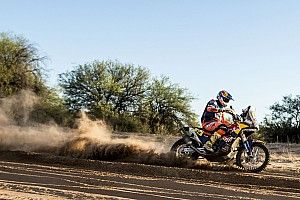 Dakar 2017, Stage 12: Sunderland seals maiden bikes title