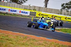 Reddy and Prasad to battle for JK Tyre crown