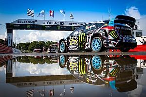 World Rallycross Diaporama Les 25 meilleures photos de Lohéac