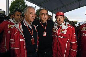 """Ferrari: """"Már karácsony előtt meghoztuk a döntést, de nem akartuk bejelenteni"""""""
