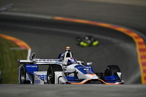 Watkins Glen IndyCar: Dixon leads Power in second practice