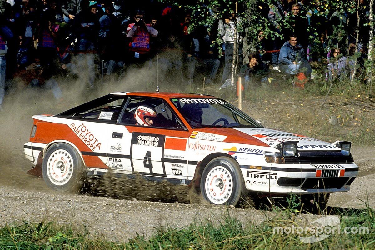 Carlos Sainz, elegido mejor piloto de la historia del WRC