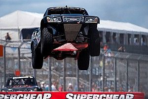 Los Stadium Super Trucks de Robby Gordon serán parte de la Race of Champions
