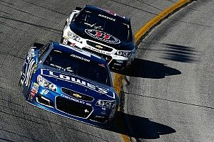 """Johnson: Hendrick faces """"tricky"""" future after SHR's Ford defection"""