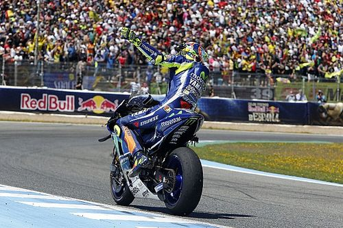 Rossi: I'll still be motivated to win when I'm 40
