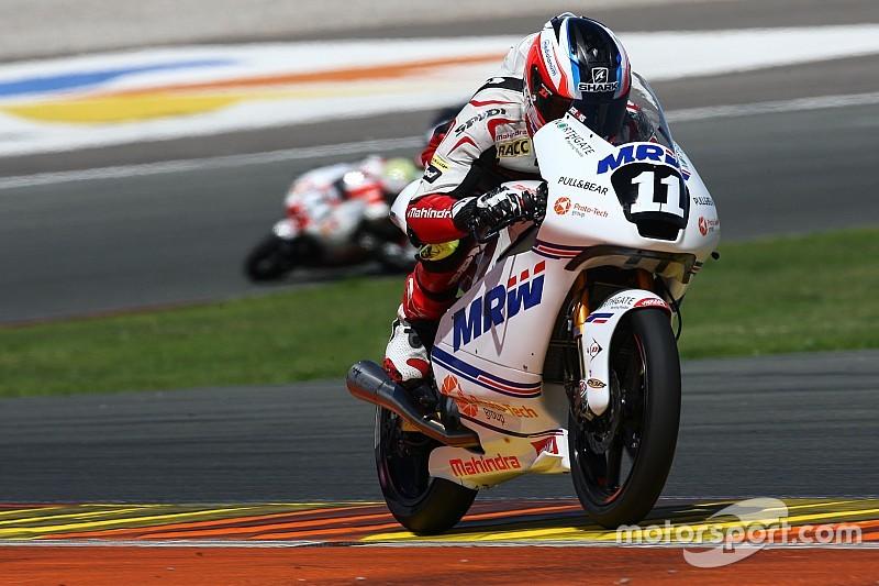 Aspar Mahindra gives Arenas Moto3 wildcard ride