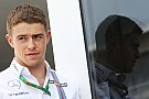 Williams retains di Resta as reserve driver