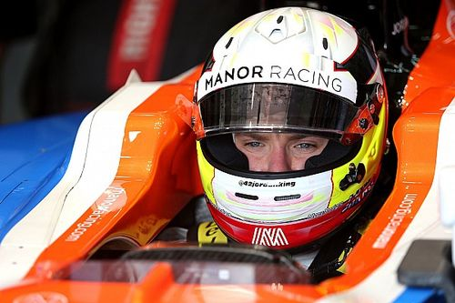 """King """"perfectly ready"""" to step into Manor F1 seat"""
