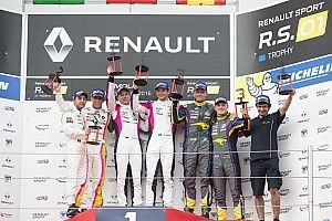 Imola si concede alla Renault di Korjus-Blomstedt