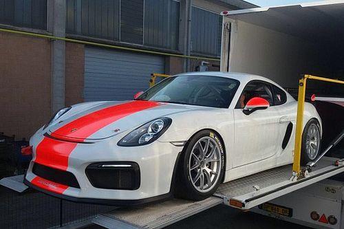 La Dinamic Motorsport si lancia nel Cayman GT4 Trophy Italia