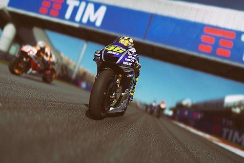 Le test de Valentino Rossi: The Game, que de contenu!