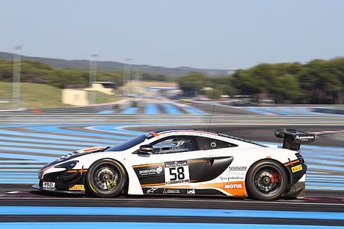 Factory driver Rob Bell takes Blancpain GT points lead after Paul Ricard victory