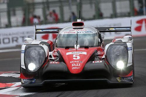 Podium return for Toyota Gazoo Racing