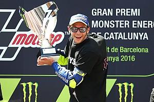 MotoGP Репортаж з гонки Приголомшлива перемога Валентино Россі в Іспанії
