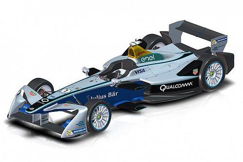 GALERI: Mobil Formula E yang akan dijajal Rio Haryanto