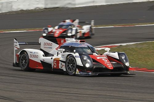 Race to forget for Toyota Gazoo Racing