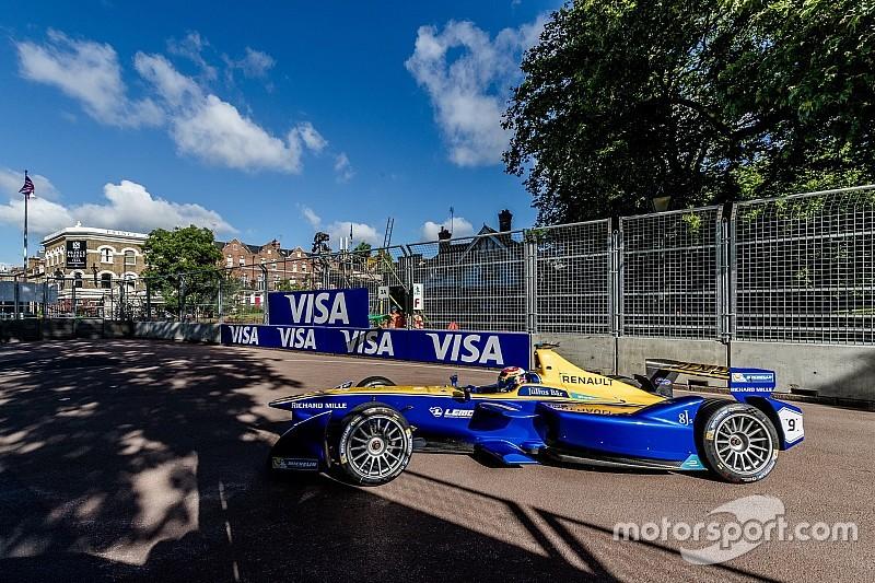 London ePrix: Buemi raih pole krusial, di Grassi ketiga