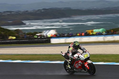 Crutchlow: I could have challenged Marquez with slick front