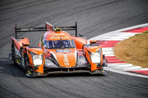 Stevens keeps G-Drive WEC seat for Shanghai