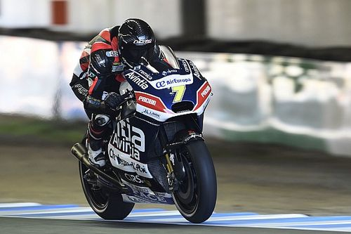 Rookie Jones hoping for more MotoGP outings