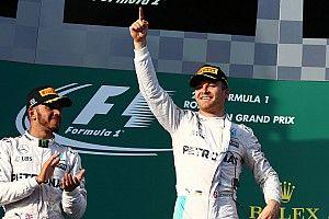 澳大利亚大奖赛正赛:高潮迭起,罗斯伯格旗开得胜