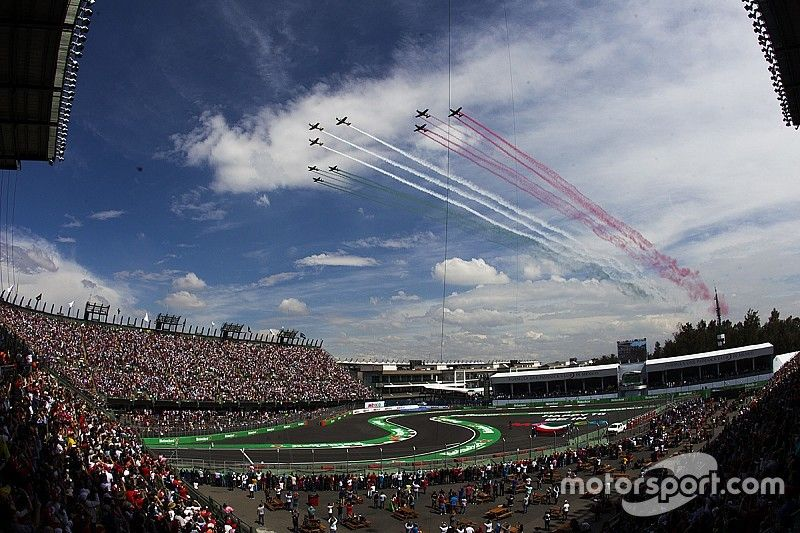 Pérez considera que México mantendrá la Fórmula 1